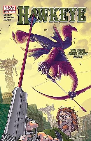 Hawkeye (2003-2004) #6