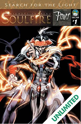 Soulfire: Search for the Light - Power
