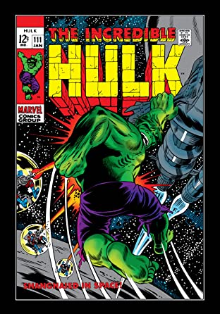 Incredible Hulk (1962-1999) No.111
