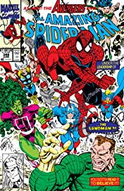 Amazing Spider-Man (1963-1998) #348