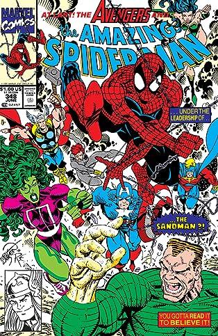Amazing Spider-Man (1963-1998) #348