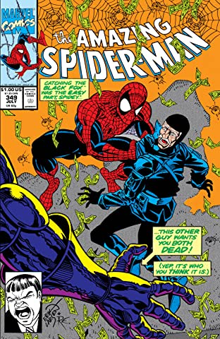 Amazing Spider-Man (1963-1998) #349