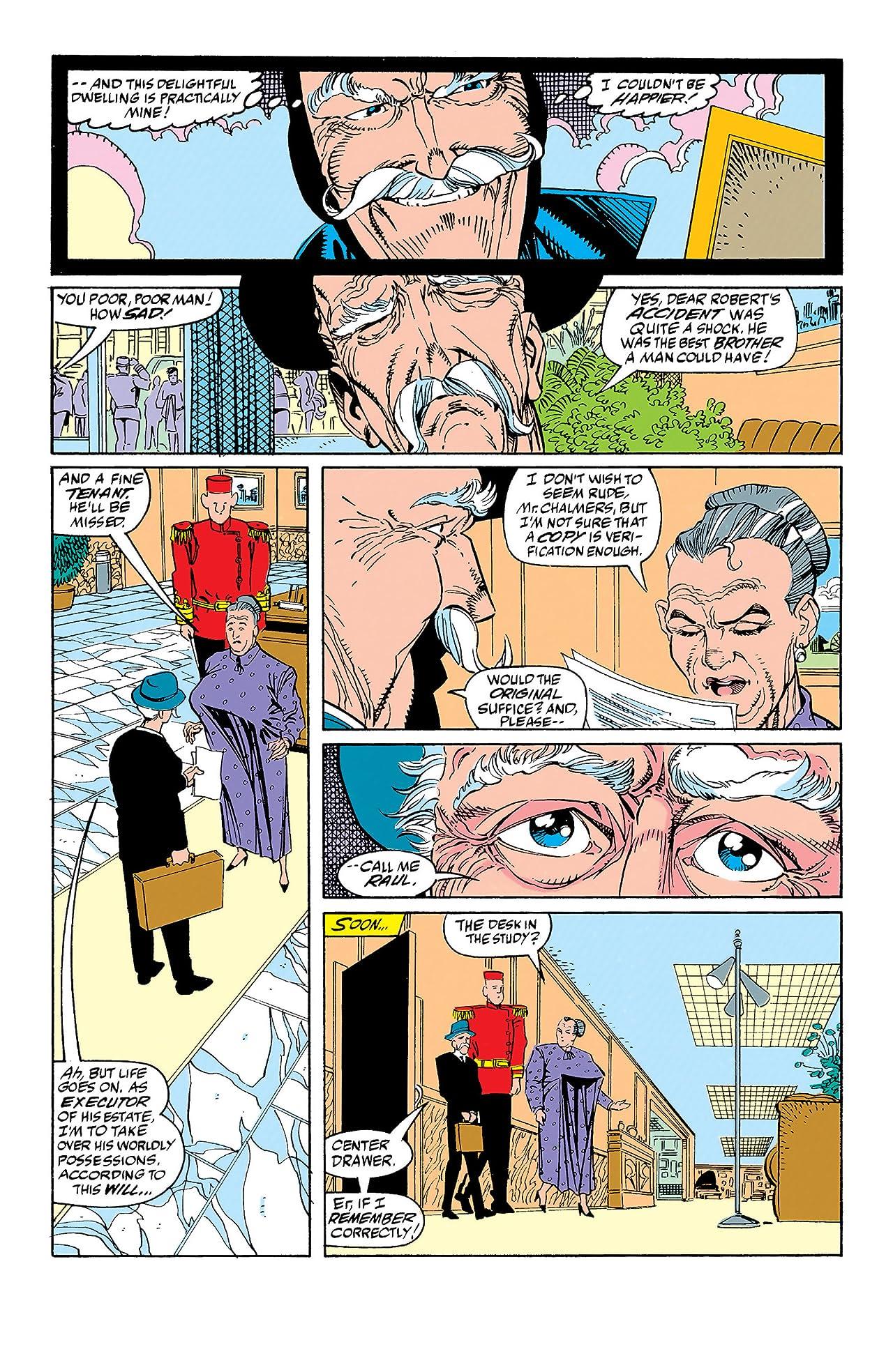 Amazing Spider-Man (1963-1998) #349