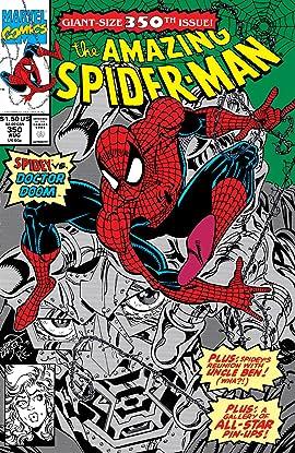 Amazing Spider-Man (1963-1998) #350