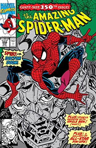 Amazing Spider-Man (1963-1998) #350