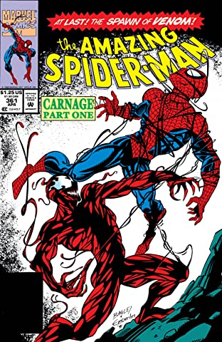 Amazing Spider-Man (1963-1998) #361