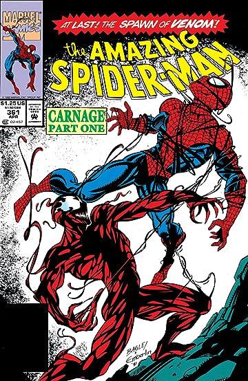 Amazing Spider-Man (1963-1998) #361