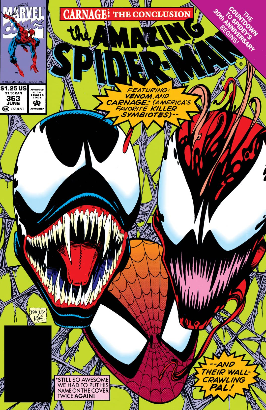 Amazing Spider-Man (1963-1998) #363