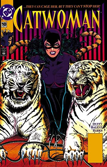 Catwoman (1993-2001) #10