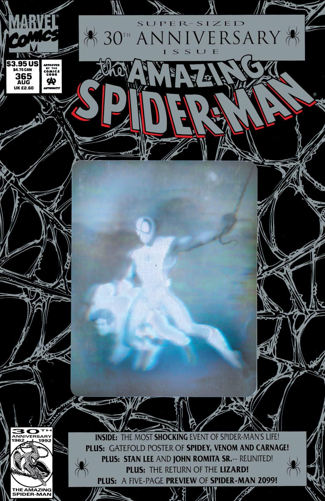 Amazing Spider-Man (1963-1998) #365