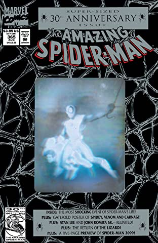 Amazing Spider-Man (1963-1998) #365