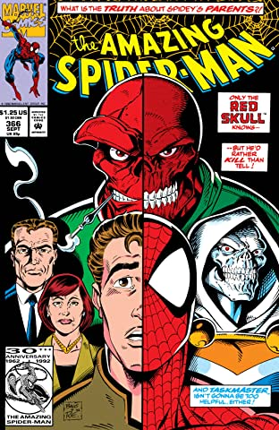 Amazing Spider-Man (1963-1998) #366