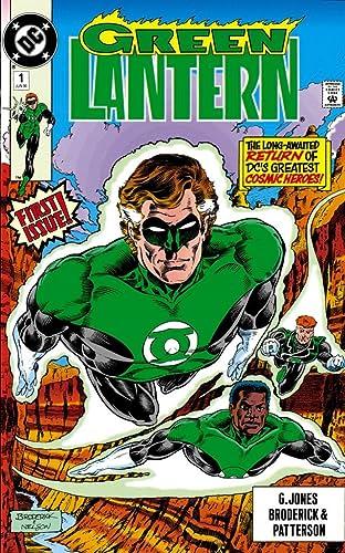 Green Lantern (1990-2004) #1
