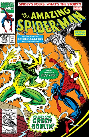 Amazing Spider-Man (1963-1998) #369