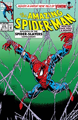 Amazing Spider-Man (1963-1998) #373