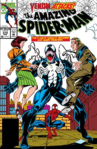 Amazing Spider-Man (1963-1998) #374