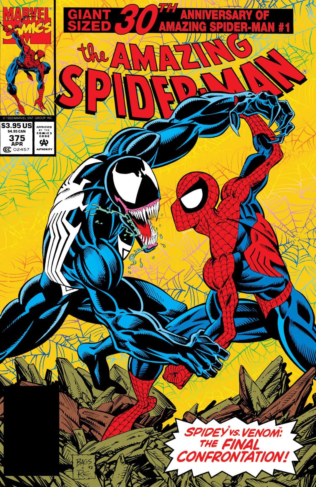 Amazing Spider-Man (1963-1998) #375