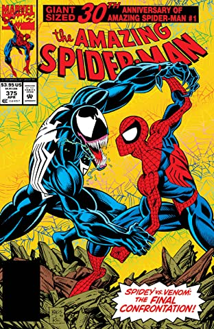 Amazing Spider-Man (1963-1998) #375