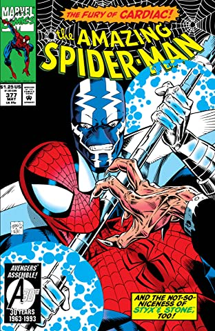 Amazing Spider-Man (1963-1998) #377
