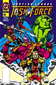 Justice League Task Force (1993-1996) #22