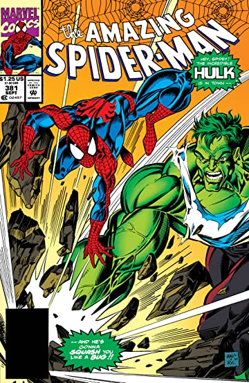 Amazing Spider-Man (1963-1998) #381