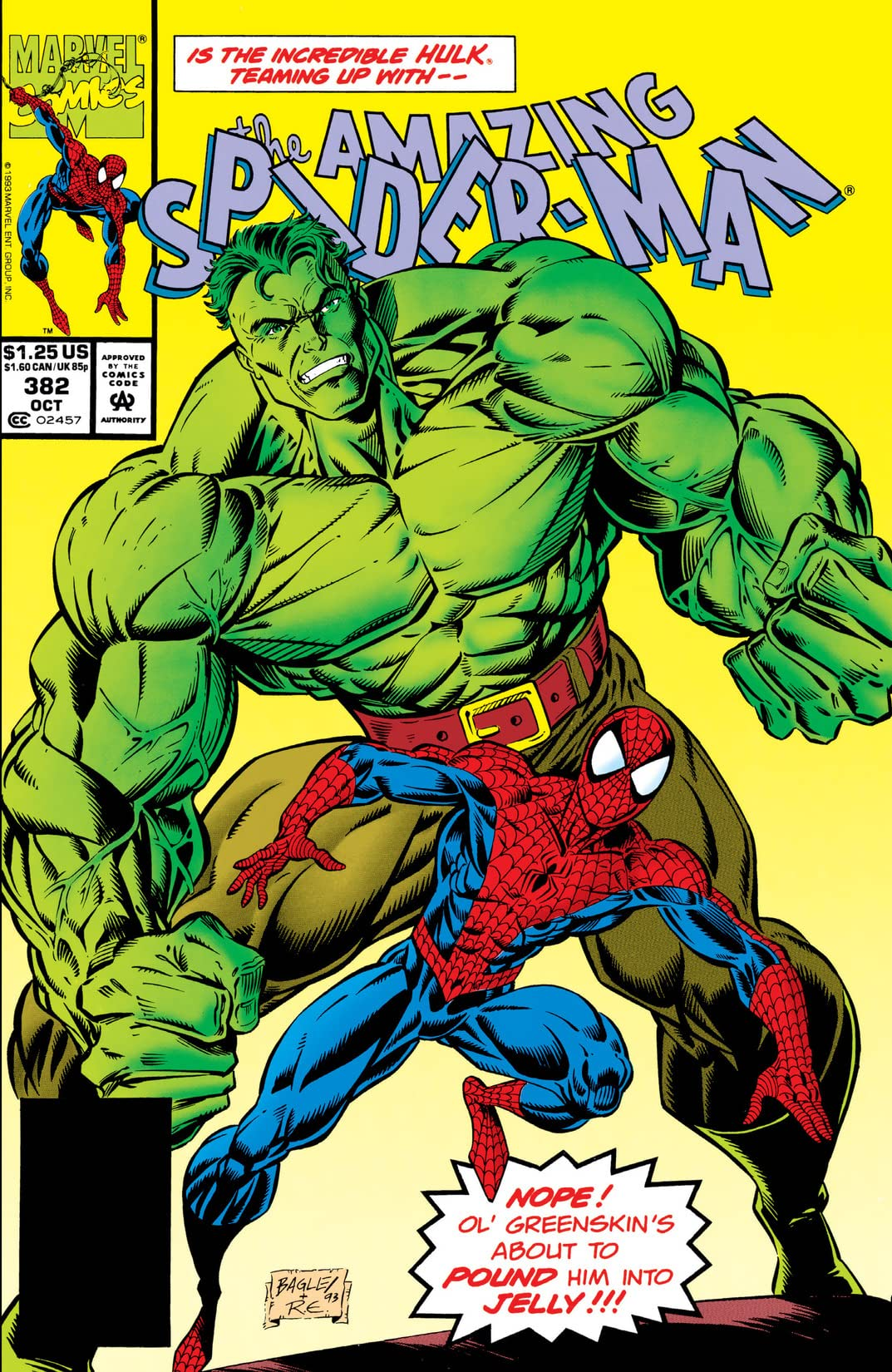Amazing Spider-Man (1963-1998) #382