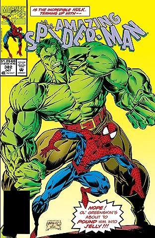Amazing Spider-Man (1963-1998) #382