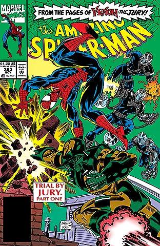 Amazing Spider-Man (1963-1998) #383