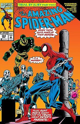 Amazing Spider-Man (1963-1998) #384