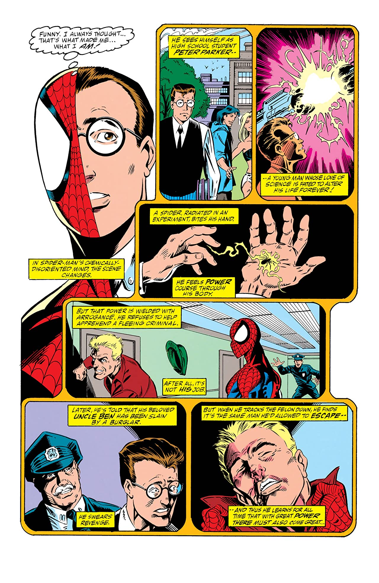 Amazing Spider-Man (1963-1998) #384