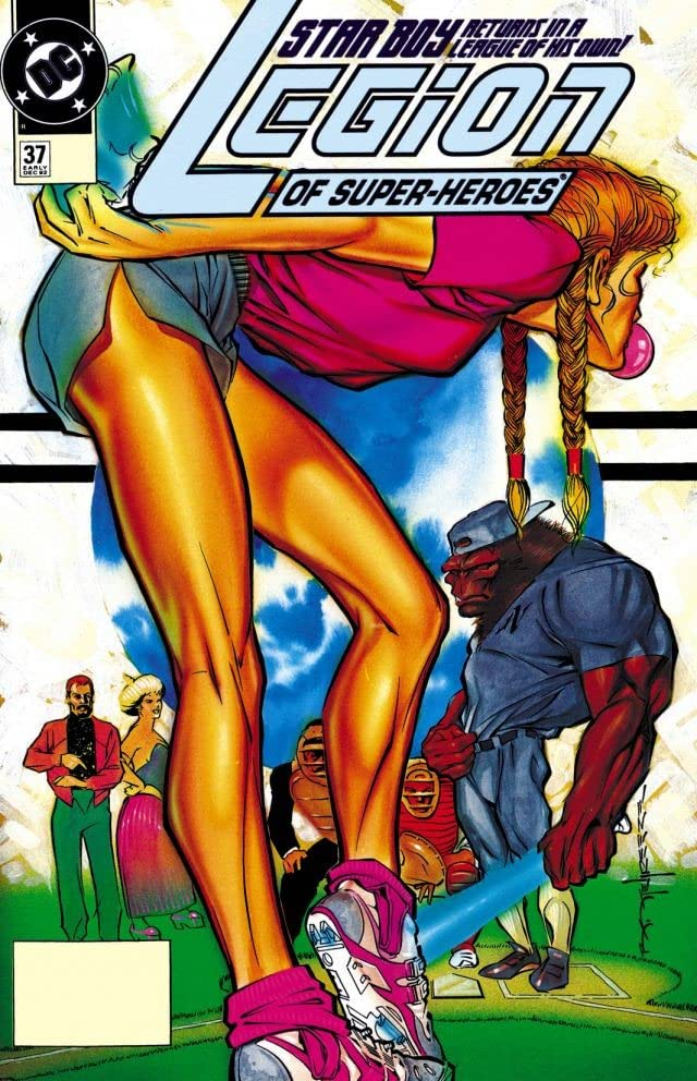 Legion of Super-Heroes (1989-2000) #37