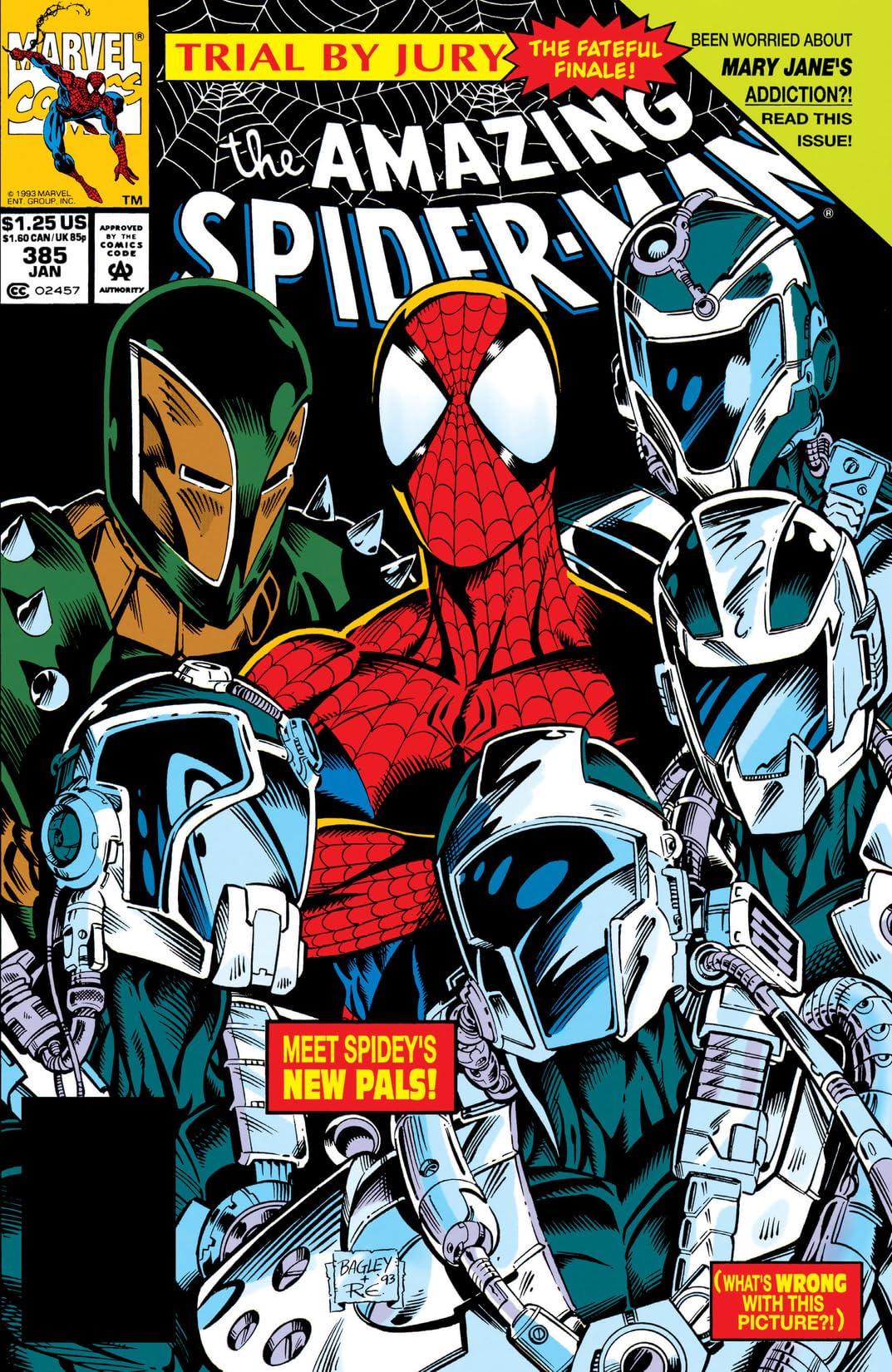 Amazing Spider-Man (1963-1998) #385