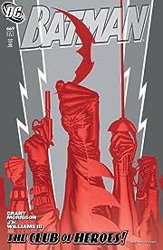 Batman (1940-2011) #669