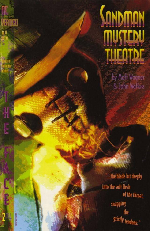 Sandman Mystery Theatre (1993-1999) #6