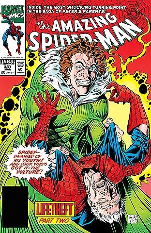Amazing Spider-Man (1963-1998) #387