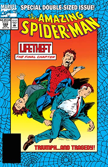 Amazing Spider-Man (1963-1998) #388