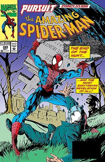 Amazing Spider-Man (1963-1998) #389