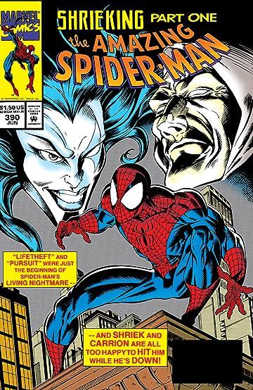Amazing Spider-Man (1963-1998) #390