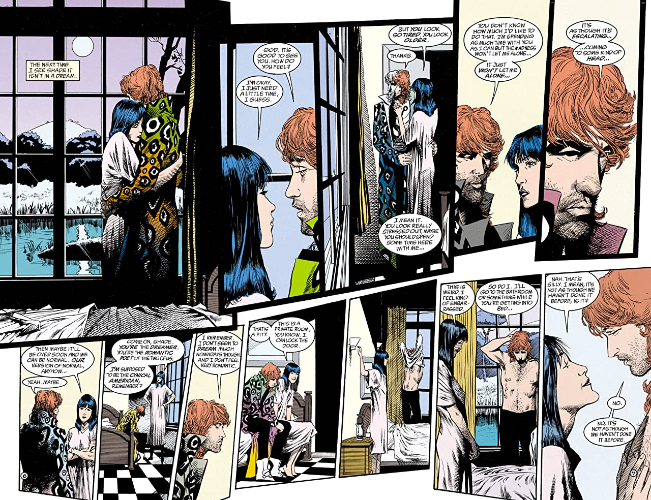 Shade, the Changing Man (1990-1996) #15