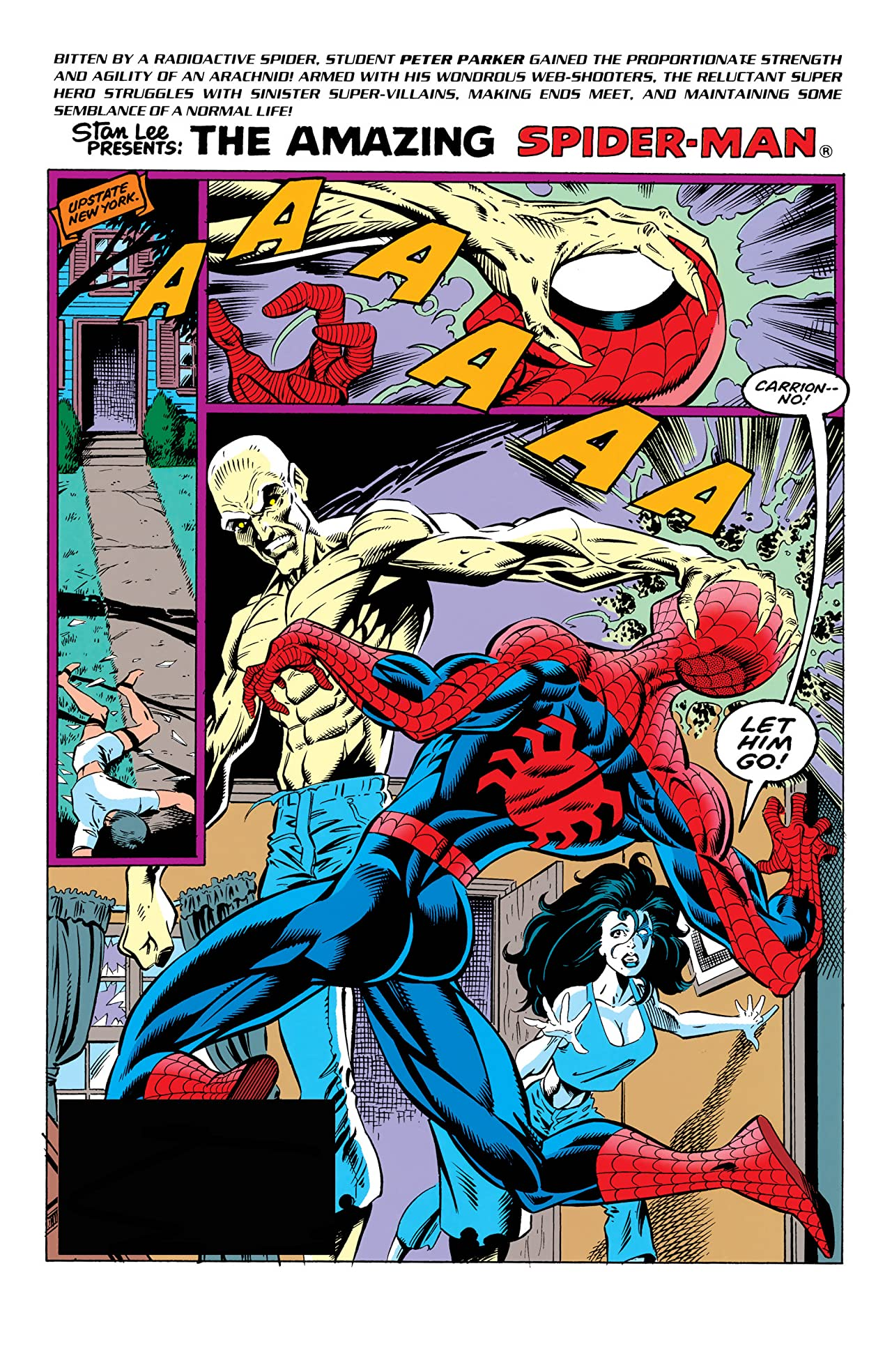 Amazing Spider-Man (1963-1998) #392