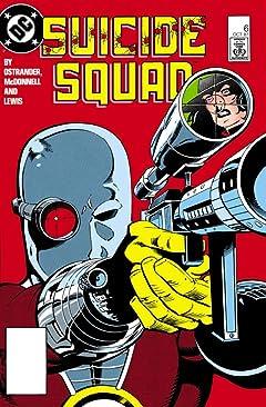 Suicide Squad (1987-1992) No.6