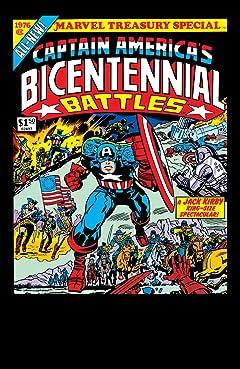 Captain America's Bicentennial Battles (1976)