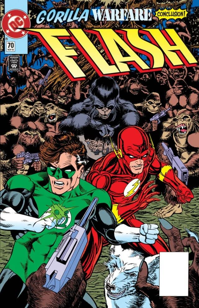 The Flash (1987-2009) #70
