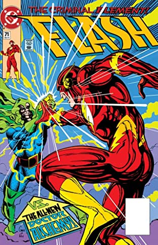 The Flash (1987-2009) #71