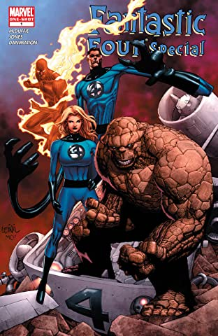 Fantastic Four Special 2005 No.1