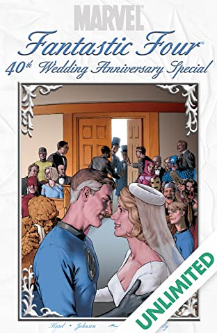 Fantastic Four: Wedding Special #1