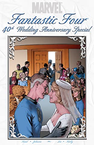 Fantastic Four: Wedding Special No.1