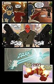 Marvel Universe Avengers Assemble (2013-2014) #1