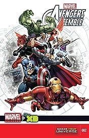 Marvel Universe Avengers Assemble (2013-2014) #2
