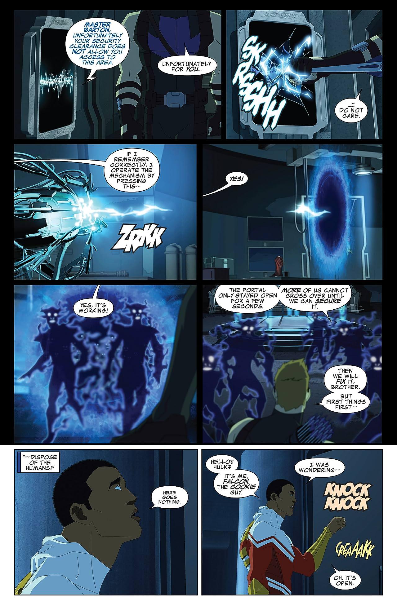 Marvel Universe Avengers Assemble (2013-2014) #3